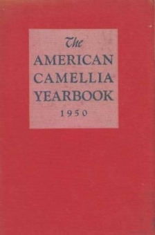 1950 American Camellia Yearbook