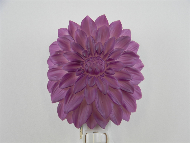Dahlia Night Light
