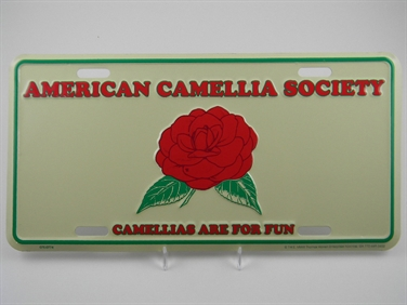 Camellia Tag for your Car