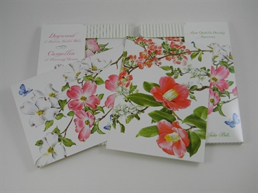 Dogwood & Camellia Notecards