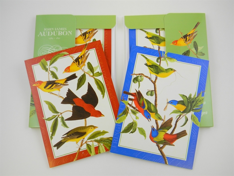 J.J. Audubon Notecards