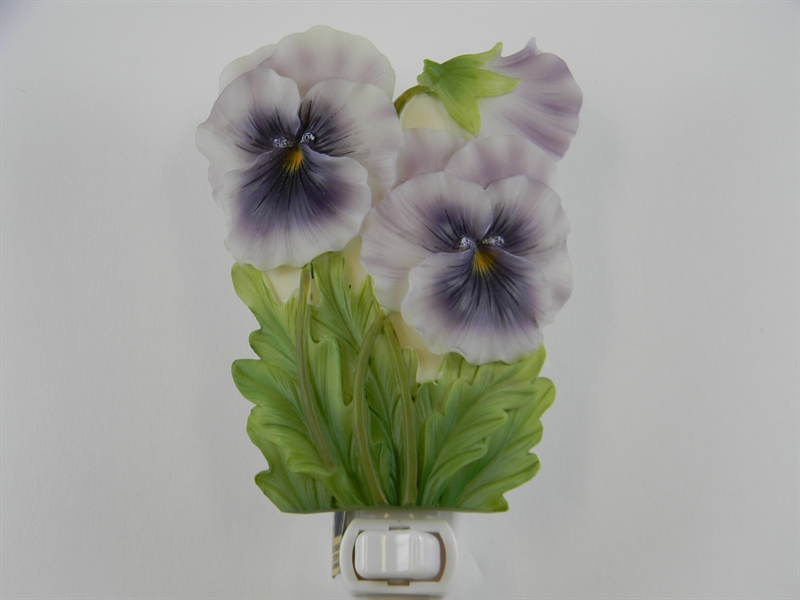 Pansy Nightlight