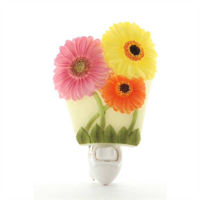 Gerber Daisy Nightlight