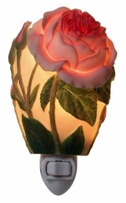 English Rose Nightlight