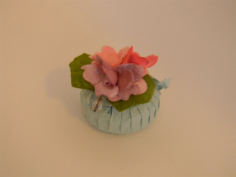 Floral Bouquet French Milled Soap