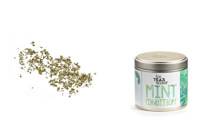Mint Condition - Peppermint Herbal Tea Small