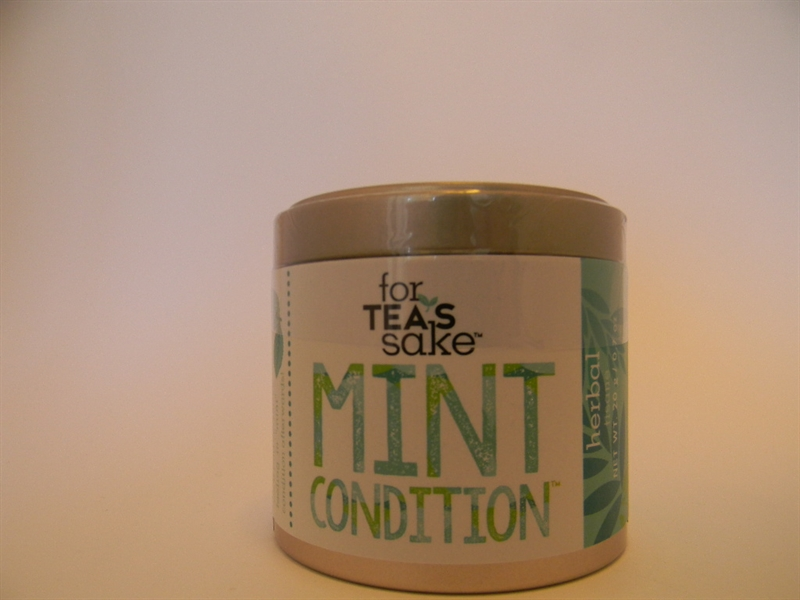 Mint Condition - Peppermint Herbal Tea, Small Tin