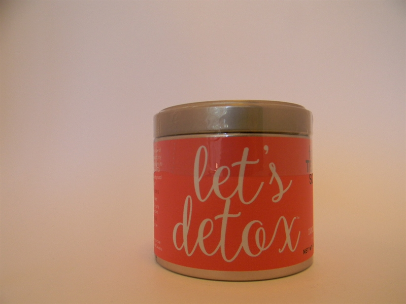 Let's Detox Wellness Blend, Small Tin