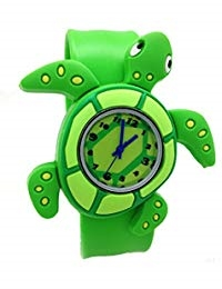 Turtle Under The Sea Slap Watch