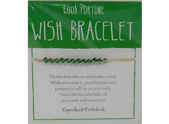 Good Fortune Wish Bracelet
