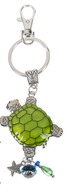 Lucky Turtle Keychain