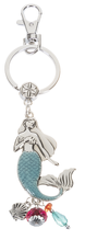 The Magical Mermaid Keychain