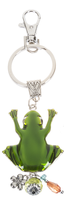 Lucky Frog Keychain