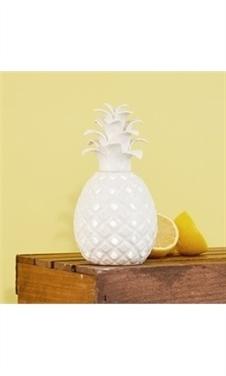 Ceramic Light Up LED Pineapple