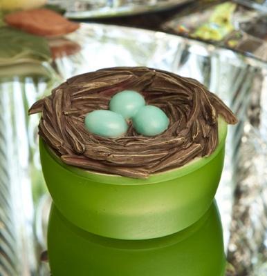 Robin's Nest Keepsake Box