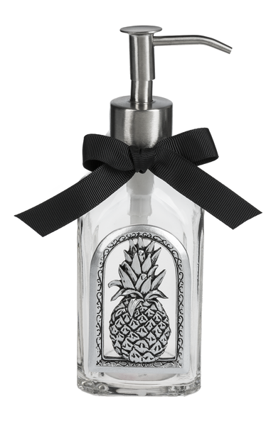Soap Dispenser With Pineapple