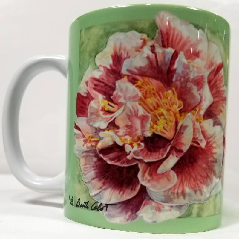 Herme Camellia Mug
