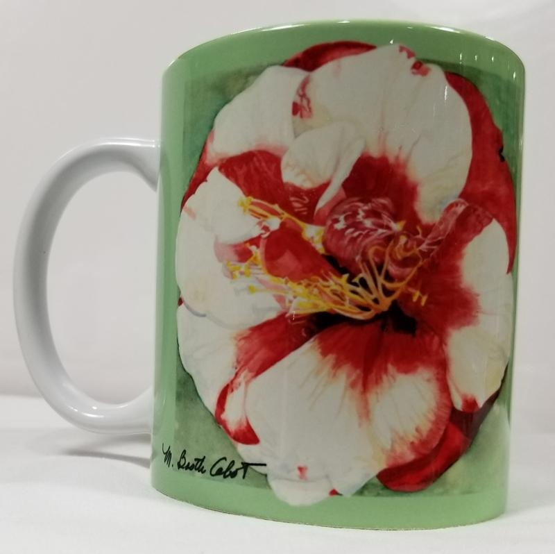 Dr. Louis Shelton Var. Camellia Mug