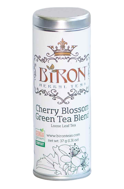 Cherry Blossom Green Tea Blend