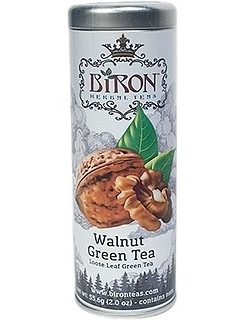 Walnut Green Tea