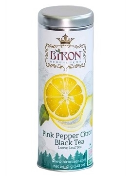 Pink Pepper Citron Black Tea