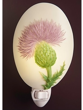 Thistle Nightlight