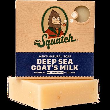 Deep Sea Goat's Milk Natural Soap