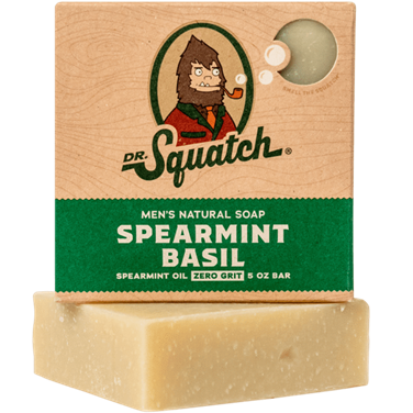 Spearmint Basil Natural Soap