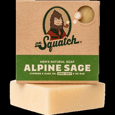 Alpine Sage Natural Soap