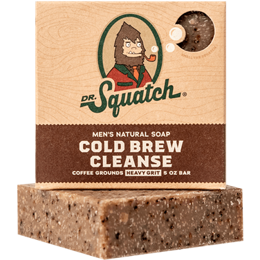Cold Brew Cleanse Natural Soap