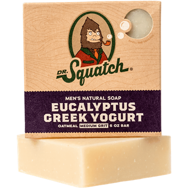 Eucalyptus Greek Yogurt Natural Soap