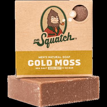 Gold Moss Natural Soap
