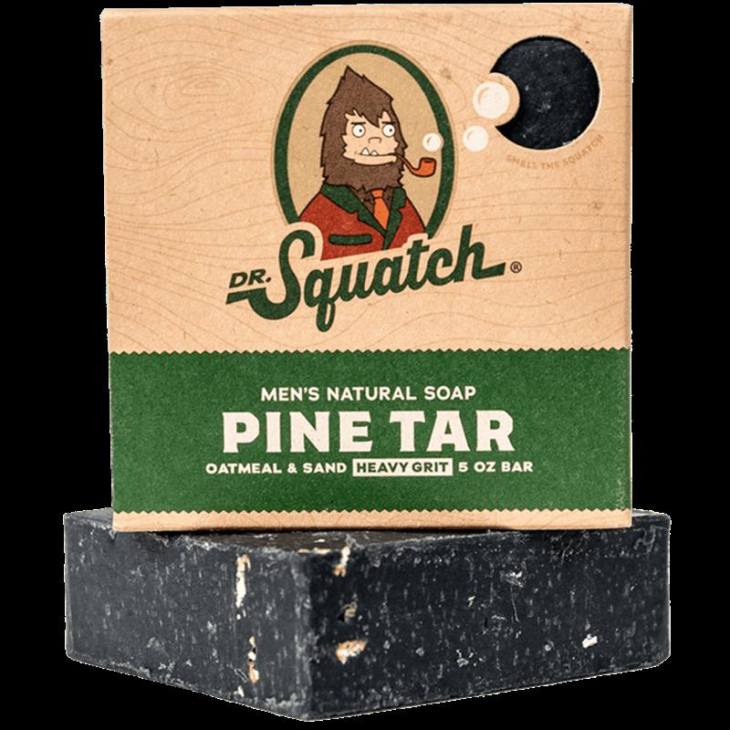 Pine Tar Natural Soap