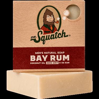 Bay Rum Natural Soap