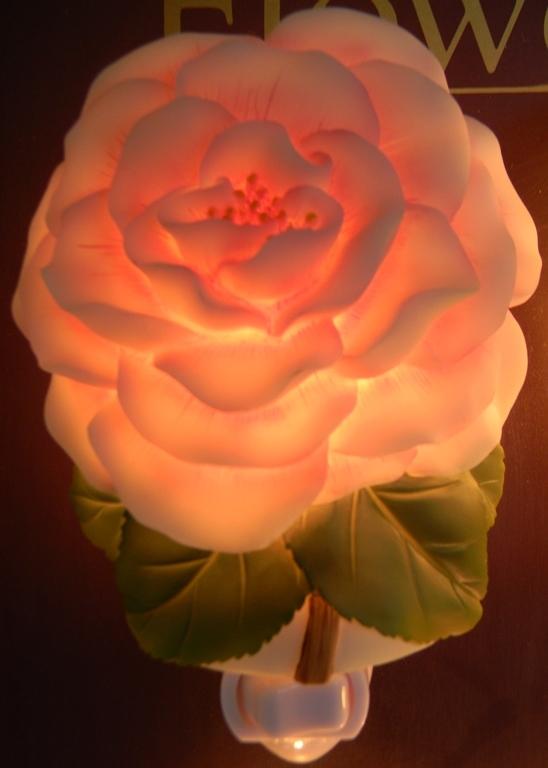 Camellia Night Light